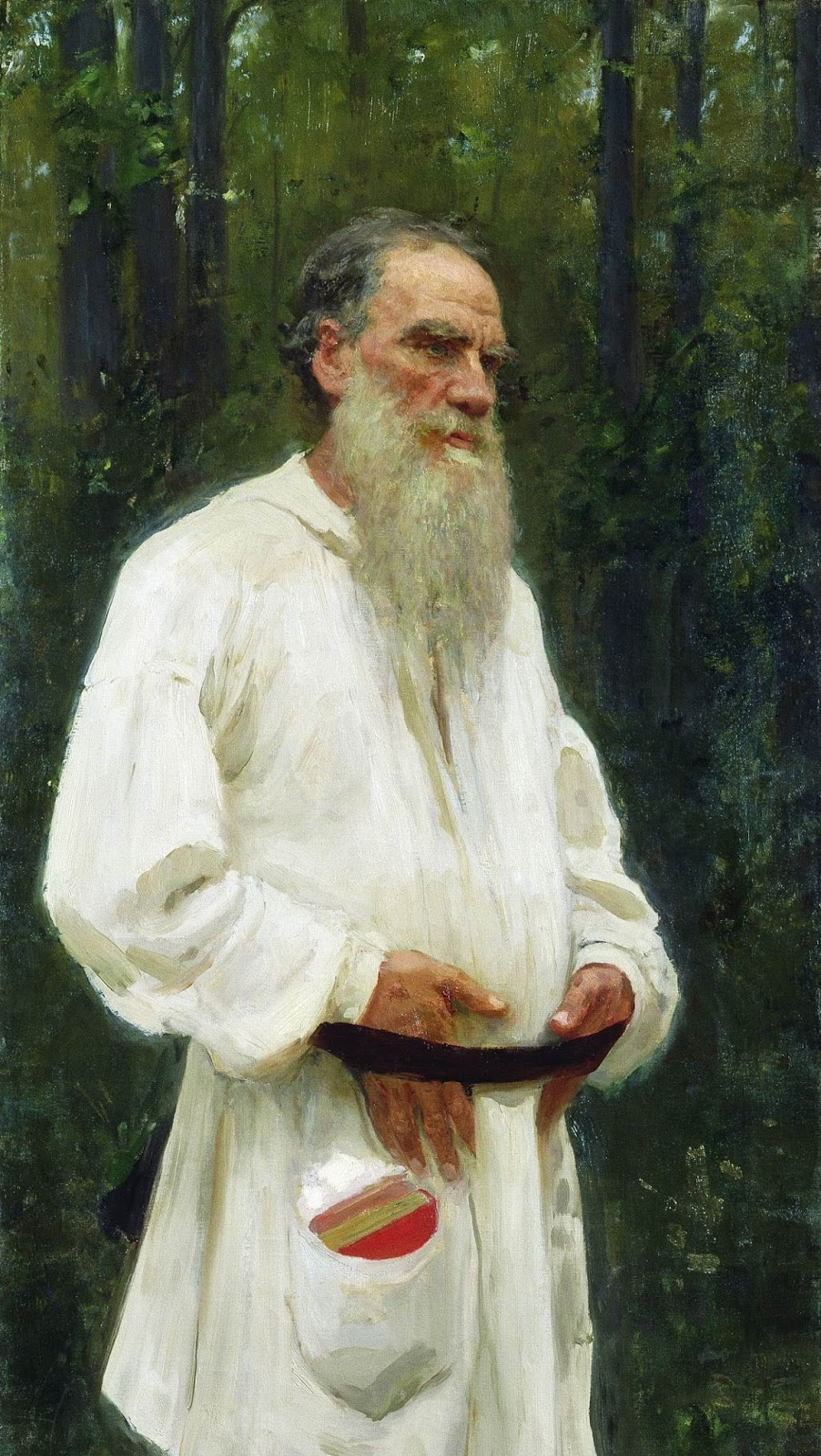 essay on leo tolstoy Essay about tolstoy's what is art 938 words 4 pages leo tolstoy compares art to speech by mentioning that art is a form of communication.