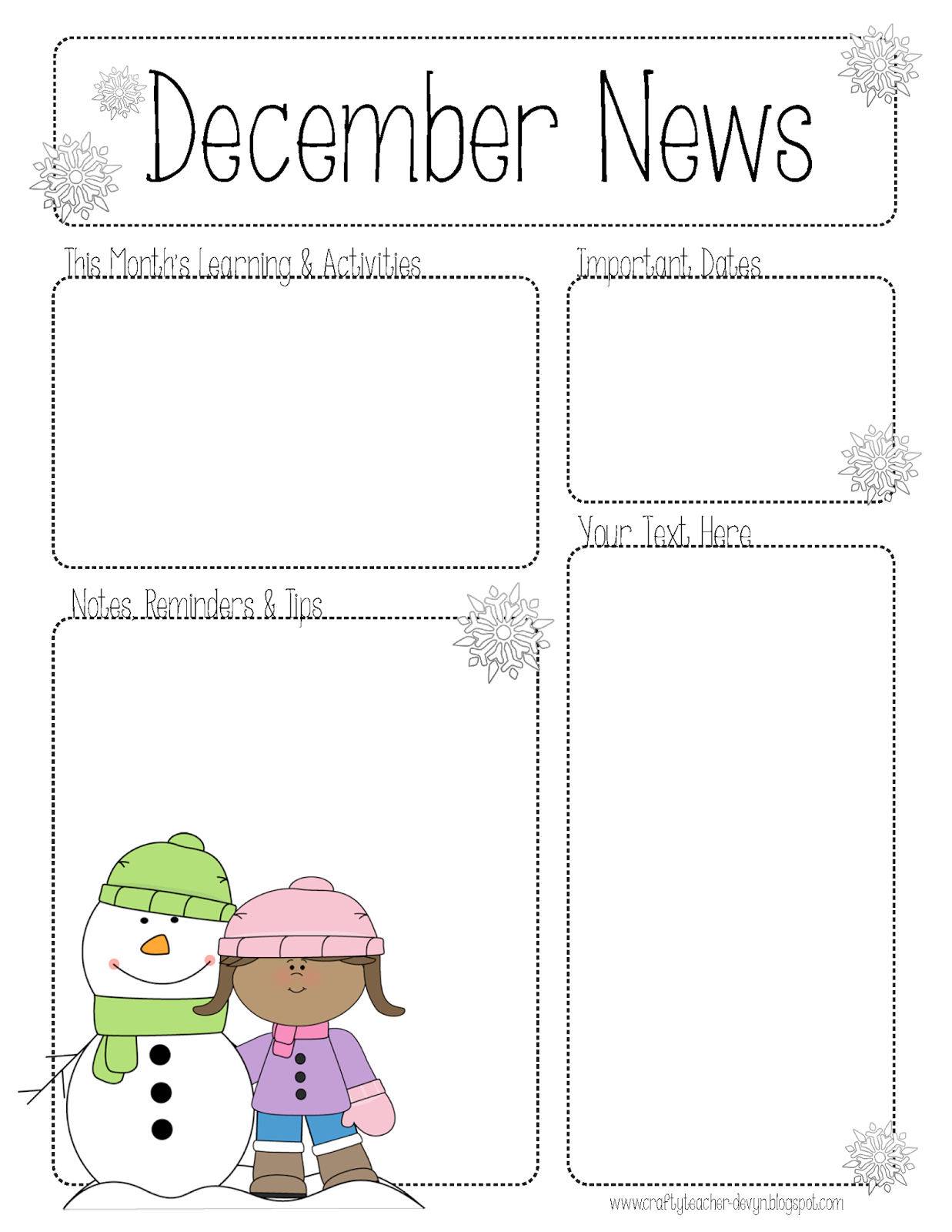 NewsletterDecember Free Template For A Pre K Newsletter on free newsletter templates downloads, free printable classroom newsletter templates, free daycare newsletter templates, free downloadable classroom newsletters, free printable blank newsletter templates, free pre k calendar, free printable school newsletter templates, free preschool templates, free printable teacher newsletter templates, free pre k lesson plans,