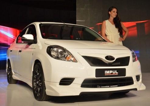 Nissan Almera Specs