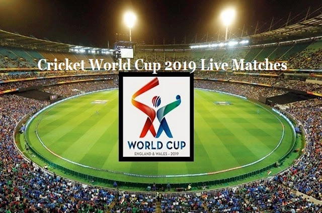 ICC Cricket World Cup 2019 Live Streaming