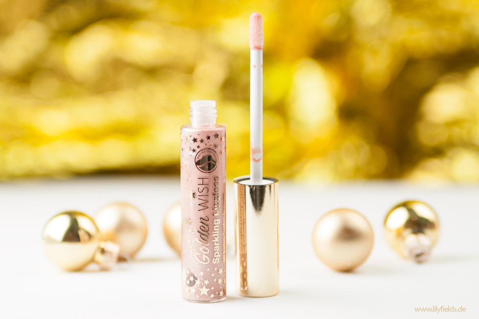 Alterra - Golden Wish - Sparkling Lipgloss