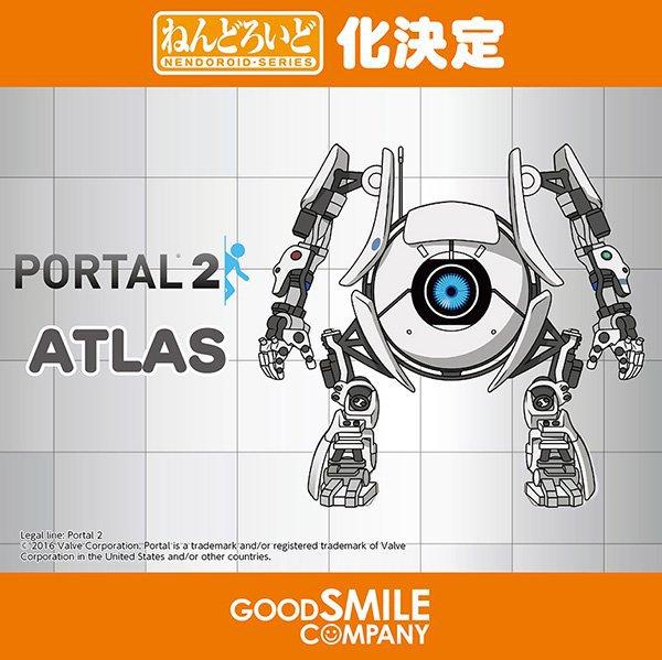 """Atlas de """"Portal 2"""""""
