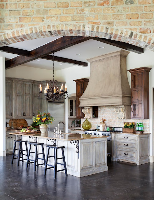 French Country Wrought Iron Decor