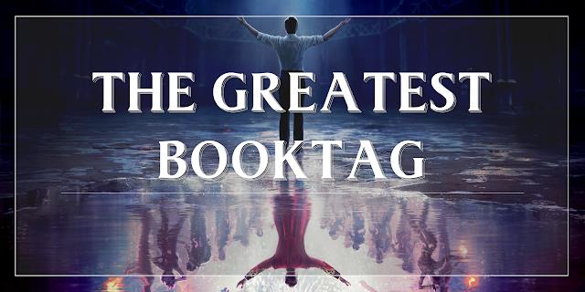 Resultado de imagen de book tag greatest show