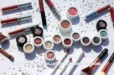 colourpop cosmetics swatch haul