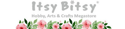 Itsy Bitsy - The Blog place
