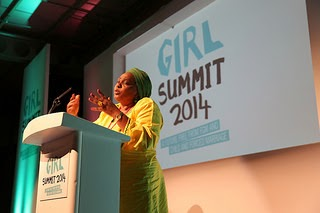 Girl Summit photo by DFID UK Department for International Development