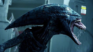 filtradas imagenes de las criaturas de alien: covenant