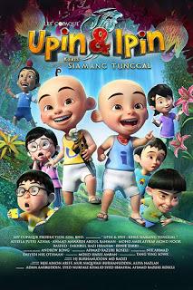 Download Upin & Ipin: Keris Siamang Tunggal (2019) Bluray 720p