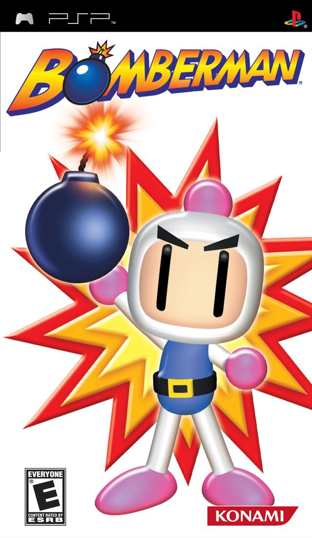 Bomberman - PSP - ISO Download