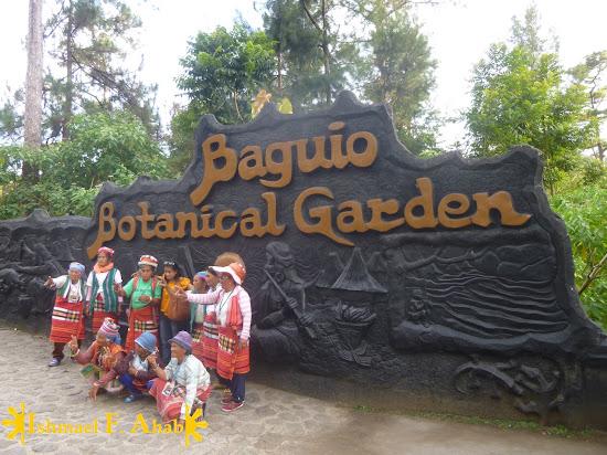 Baguio Getaway Spot: Baguio Botanical Garden