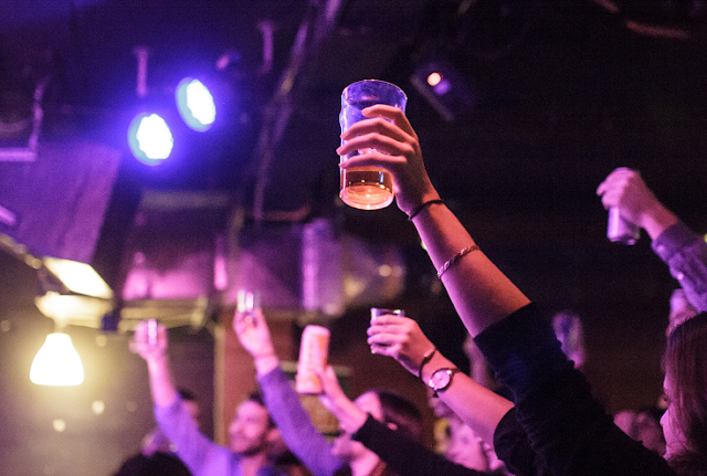 A Lifelong friendship of Beer and Music
