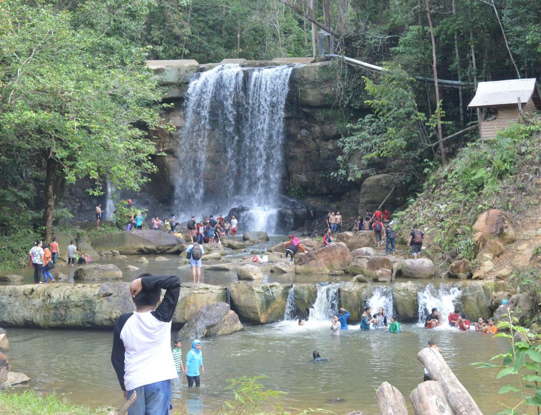 http www wisatakalimantan com 2017 07 wisata untuk menuju ke wisata air terjun