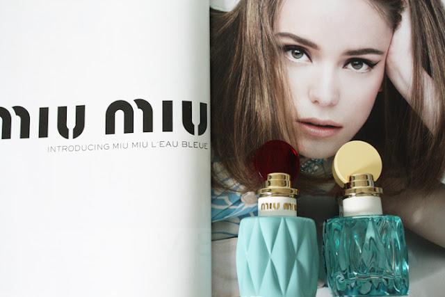 Miu Miu + Miu Miu L'Eau Bleue