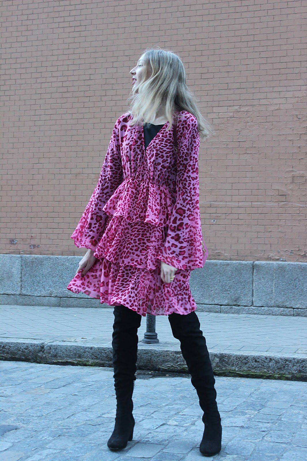 leopard-print-chiffon-dress-ruffles-nakd-fashion