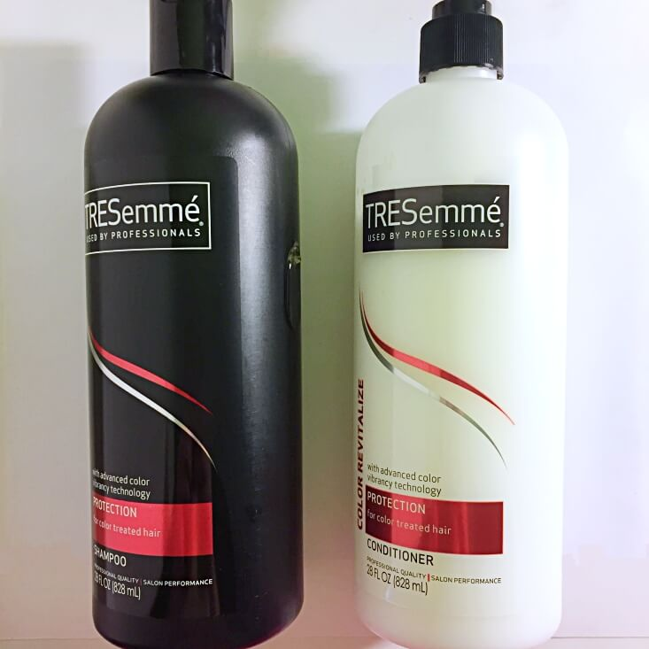 Tresemme Color Revitalize Shampoo and Conditioner