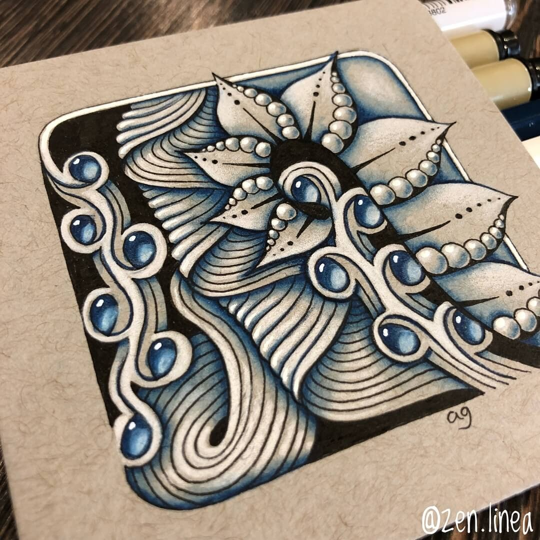 07-Zen-Linea-Zentangle-Drawings-a-Morphing-Style-www-designstack-co