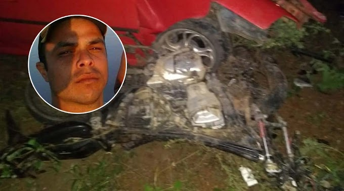 Homem morre em acidente com moto no município de Serrolândia