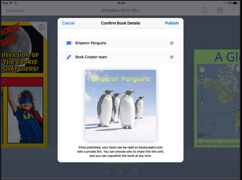 new book creator lets you publish and read ebooks online