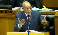 President of South Africa, Jacob Zuma