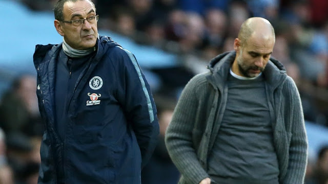 Chelsea v Manchester City - Sarri s last game? We cannot stomach another repeat performance.