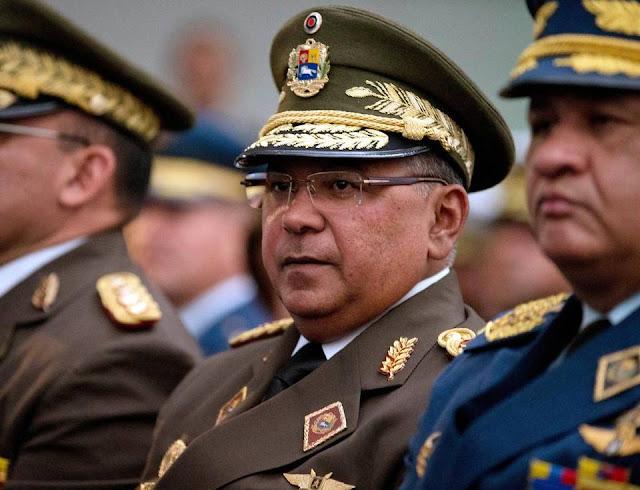 Justicia de EEUU acusa a Ministro del Interior de Venezuela de proteger el narcotráfico