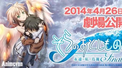 Ảnh trong phim Sora no Otoshimono Final: Eternal My Master 1