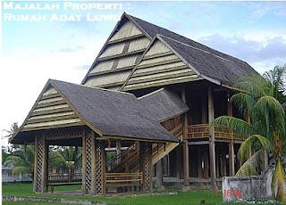 Desain Bentuk Rumah Adat Luwu dan Penjelasannya, Arsitektur Tradisional Indonesia