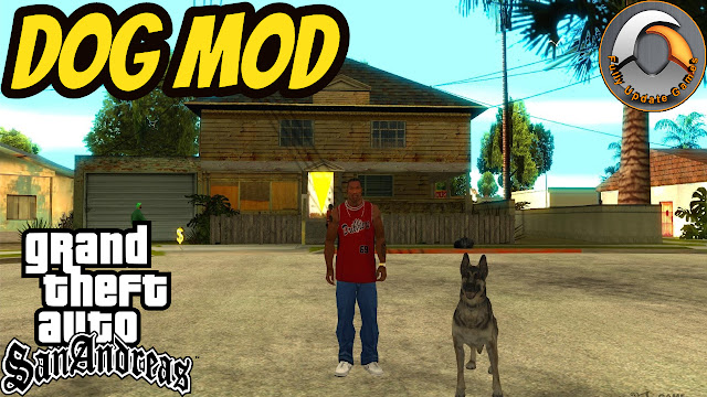 Download Dog Mod GTA San Andreas For PC