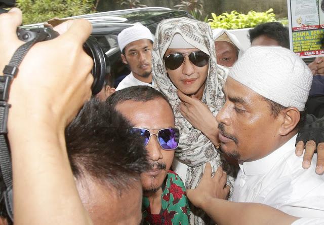Habib Bahar Dalam Jeratan Kasus Hate Speech