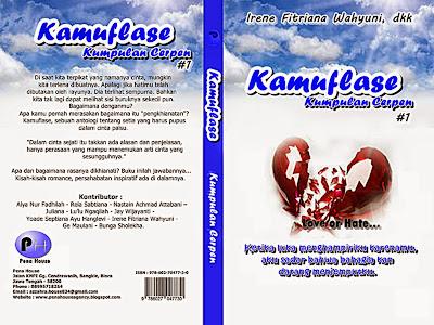 buku antologi cerpen kamuflase