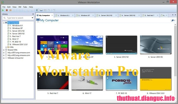 Download VMware Workstation Pro 15.0.2 Full Cr@ck