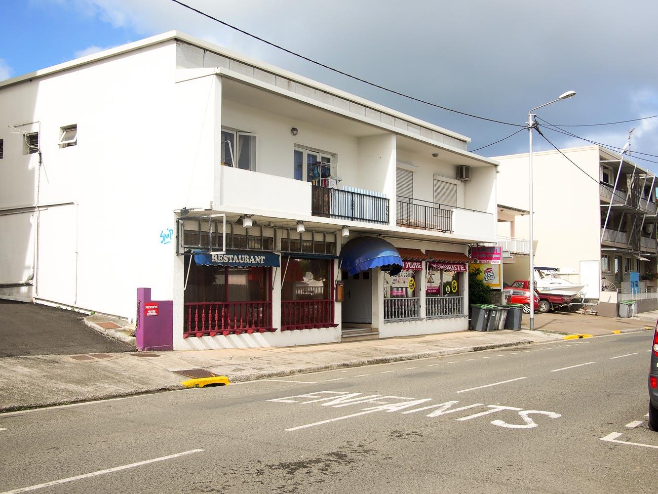 B kyu restaurant l 39 arlequin french noumea for Azeri cuisine caledonian road