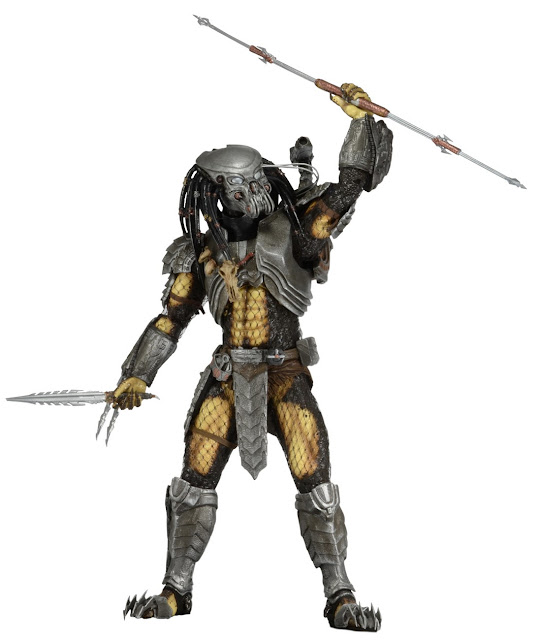 "quality design 7e225 97622 NECA Predators series 14  Important news about the ""Predators"" from ""AvP   Alien Vs Predator"". By Kam Veitch"