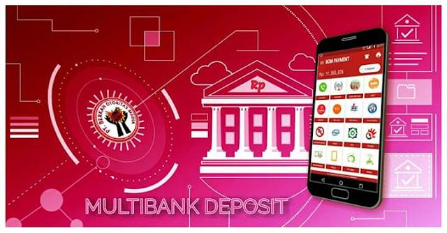 Cara deposit bom payment, cara top up bompayment, isi saldo bompayment