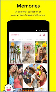 Snapchat Latest APK V10.13.1.0 Memories