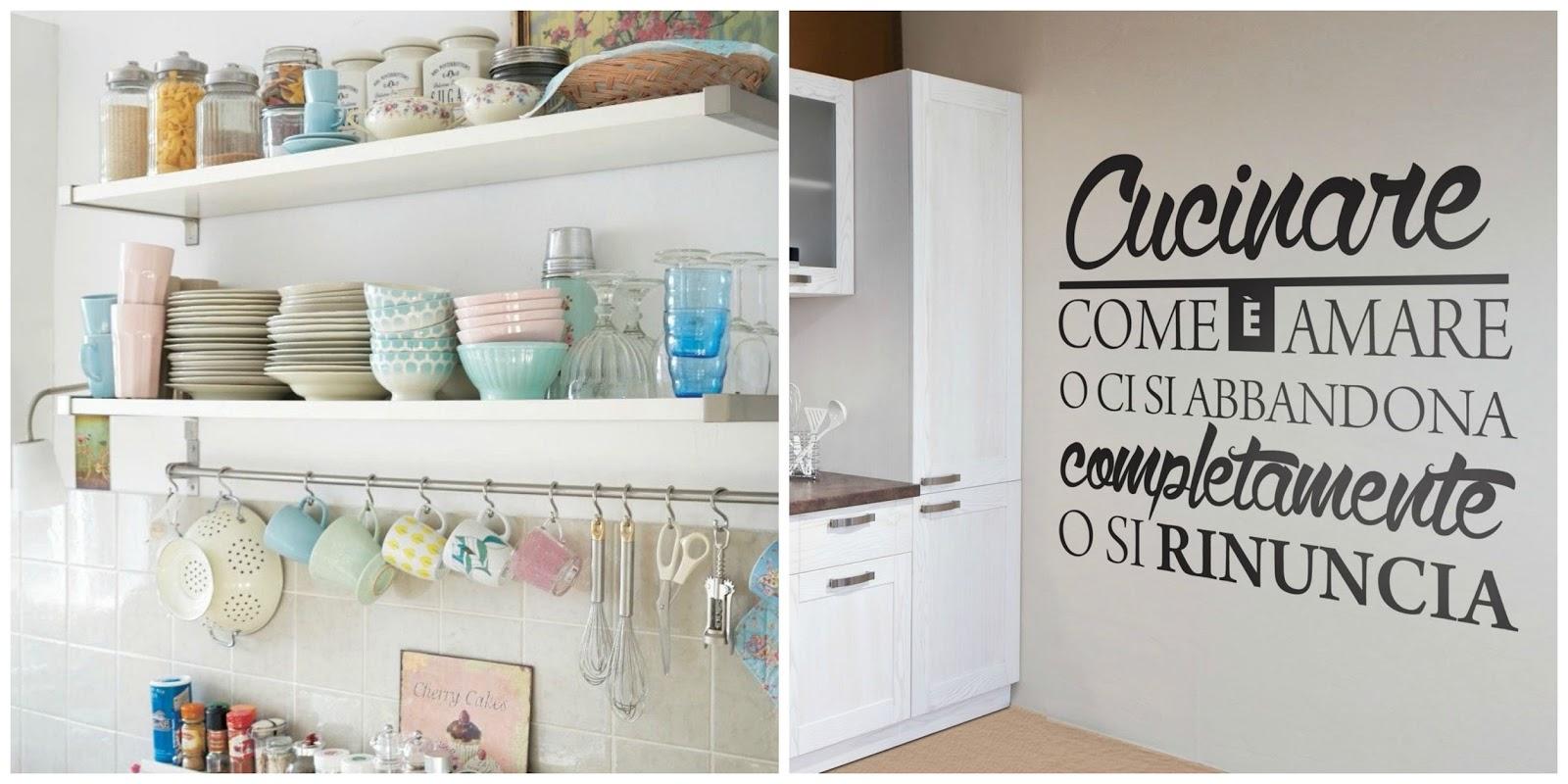 Cucina di barbara food blog blog di cucina ricette 9 for Stencil per mobili cucina