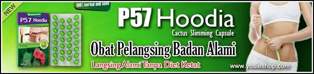 Banner Iklan P57 Hoodia Slimming Capsule New Version - Pelangsing dan Penurun Berat Badan Ampuh Tanpa Efek Samping 100% Asli