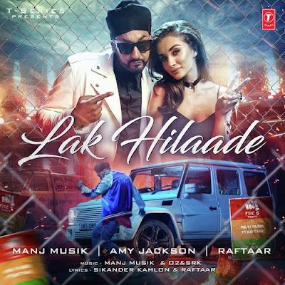 Lak Hila De (2016) - Amy Jackson, Raftaar