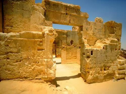 نتيجة بحث الصور عن معبد آمون والإسكندر الأكبر سيوة