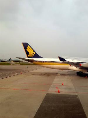 10D9N Spring Japan Trip: Arriving at Haneda Airport