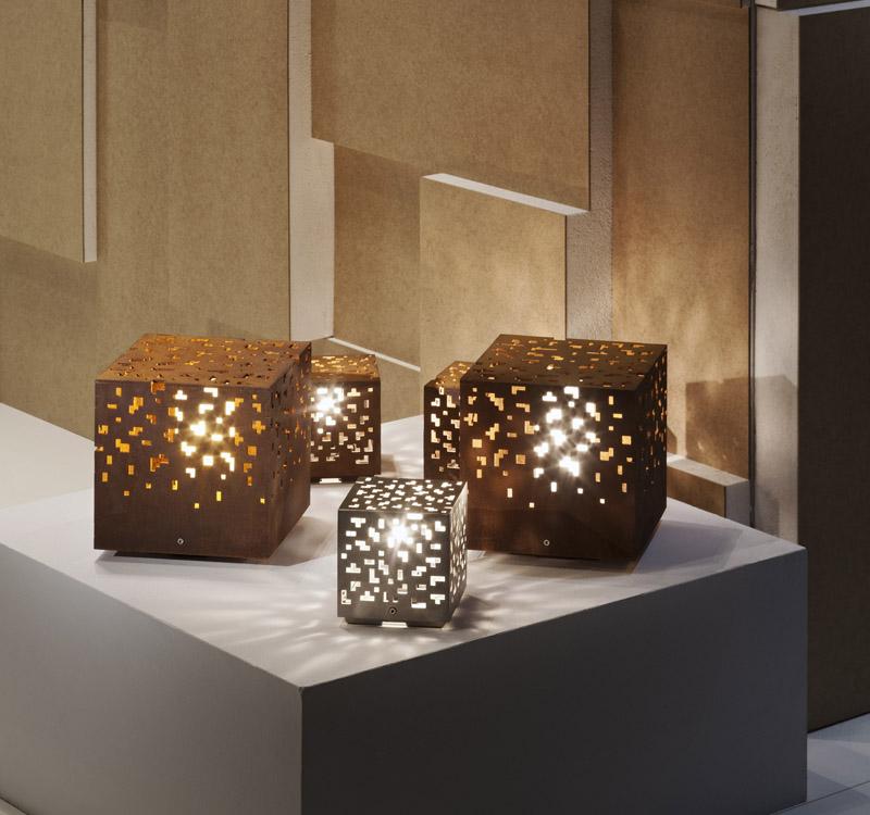 Luminaria AMS de David Abad para B.Lux   Arquitectura y Diseño   Los ...