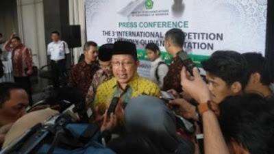 Indonesia Jadi Tuan Rumah MTQ tingkat International