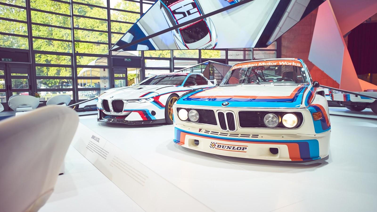 Những siêu xế đua của BMW một thời