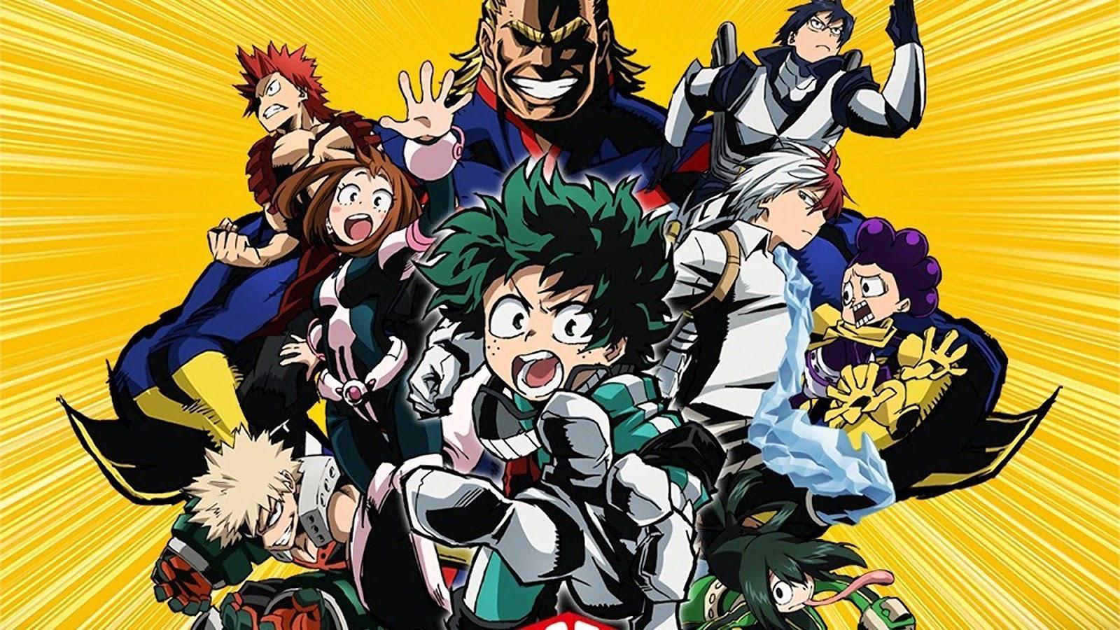 Boku No Hero Academia 3 Ger Sub