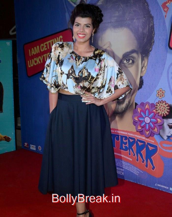 Veera Saxena, Ragini Khanna, Radhika Apte Hunterr Movie Premiere Pics