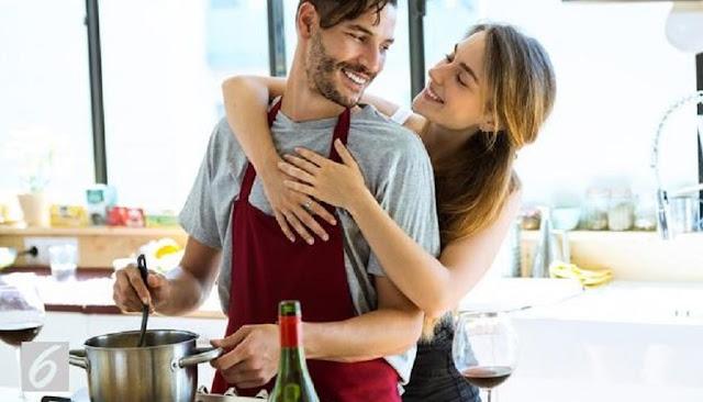 Keinginan Terpendam Pria Pada Pasangannya