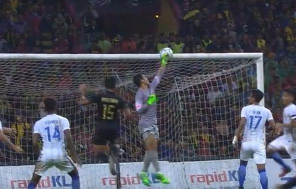 Jaring Gol Ke Gawang Sendiri, Ini Respon Penjaga Gol Malaysia, Haziq Nadzli