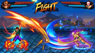 Game Ultimate Street Fighting Apk