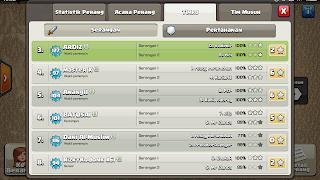 Clan TARAKAN 2 vs PREDATOR, TARAKAN 2 Win